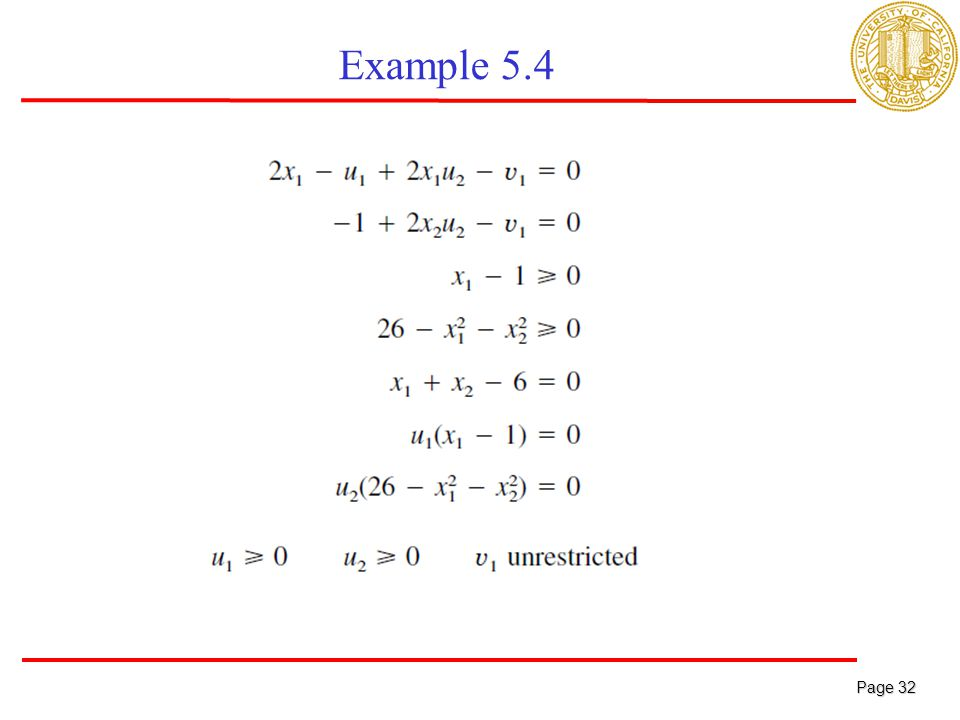 Page 32 Page 32 Example 5.4