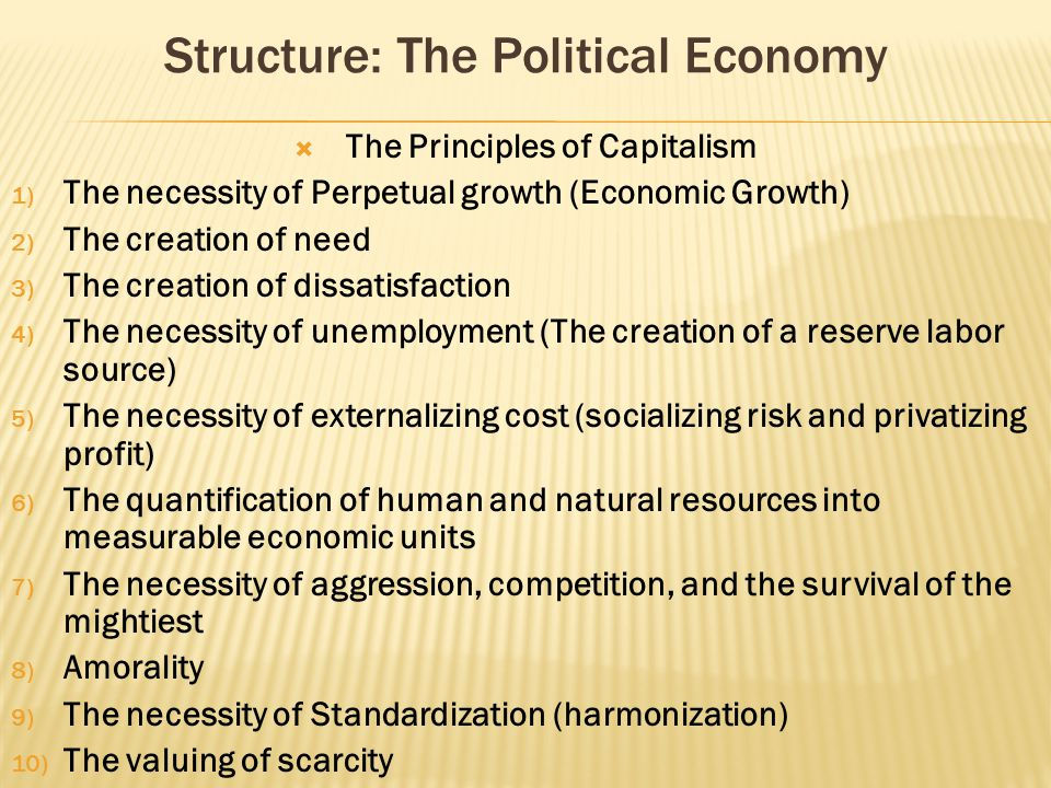 Appearance Social Structural Social StructuralRealm Realm of Social Realm of SocialInteraction Representational RepresentationalRealm Sexuality Worldview Class & Caste Gender Whiteness & White Privilege Race The Culture of Capitalism World Systems