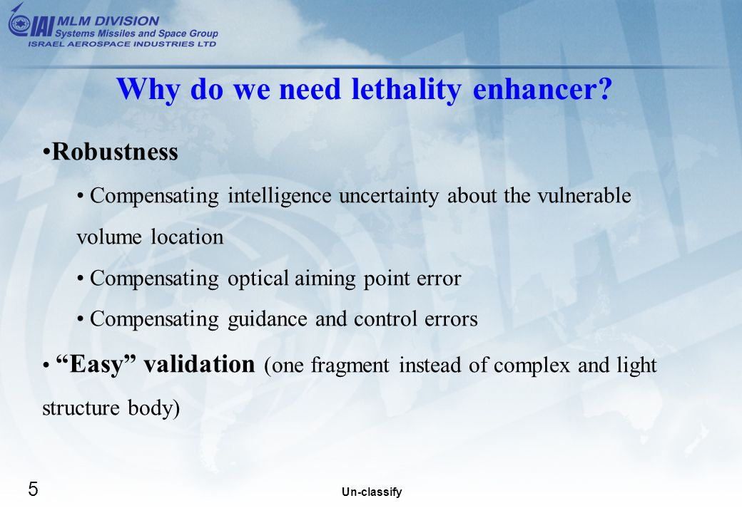 Un-classify 5 Why do we need lethality enhancer.
