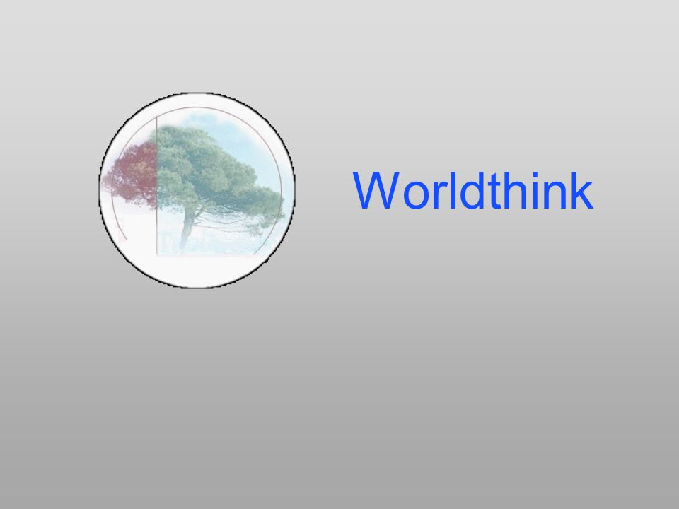 Worldthink