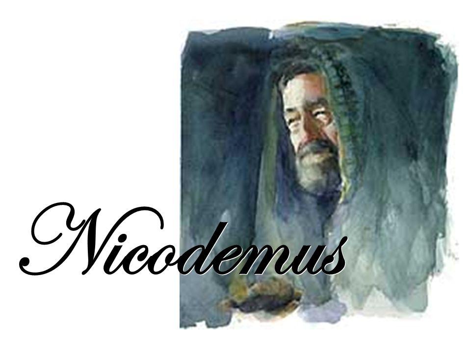 Nicodemus Nicodemus