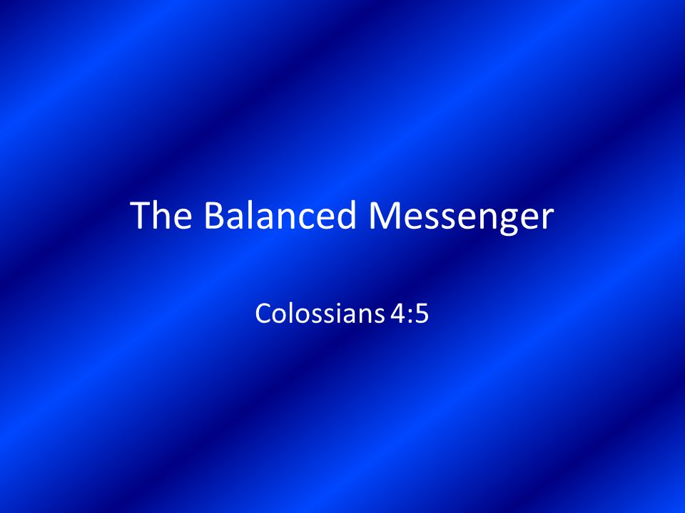 The Second Necessity: Holy Boldness The Hindrances to Boldness – The Fear of People John 7:13 – The Shame of the Gospel Rom 1:16
