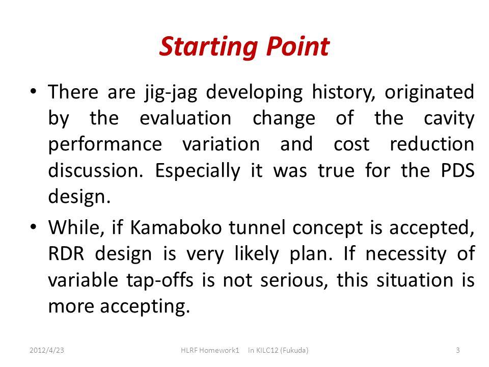 Possible unifying pass RDR-like KCS 2012/4/23 HLRF Homework1 in KILC12 (Fukuda) 14