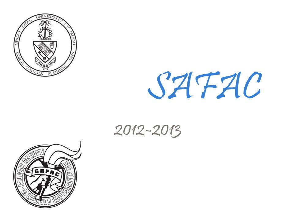 SAFAC 2012-2013