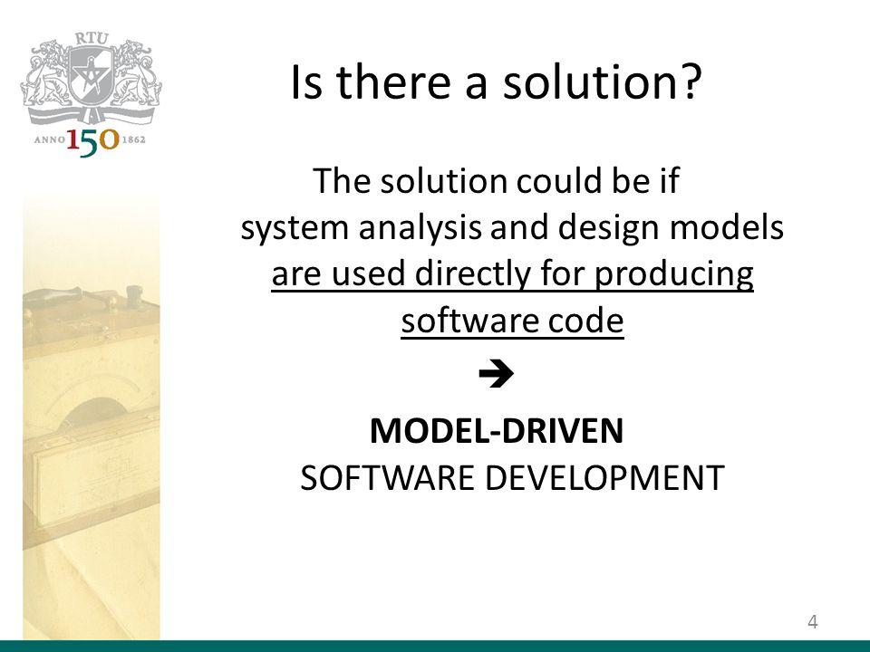Model-Driven SD Principles 5 Computation Independent Model (CIM) Platform Independent Model (PIM) Platform Specific Model (PSM) Code Intuitive Manual Transformation Automated M2M Transformation Automated M2C Transformation