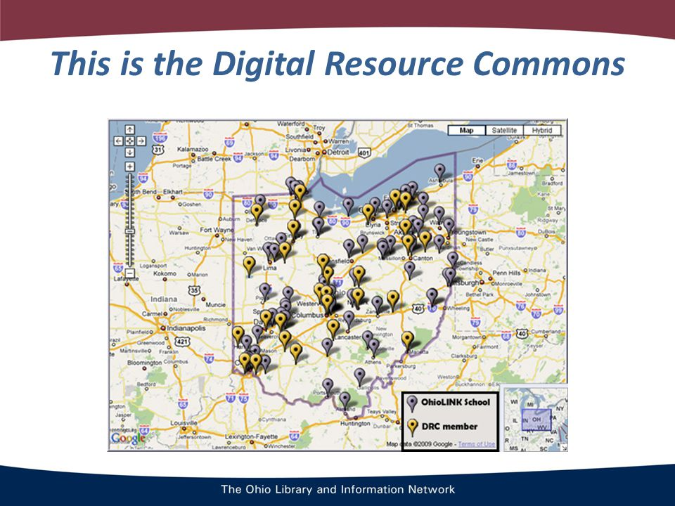 This is the Digital Resource Commons