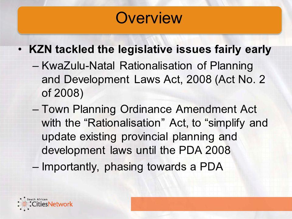 A transformative agenda through the law.