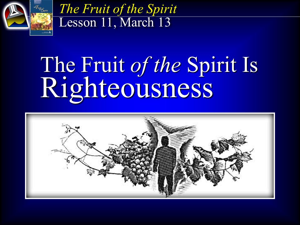 Key Text Matthew 5:6 NKJV 'Blessed are those who hunger and thirst for righteousness, for they shall be filled.'
