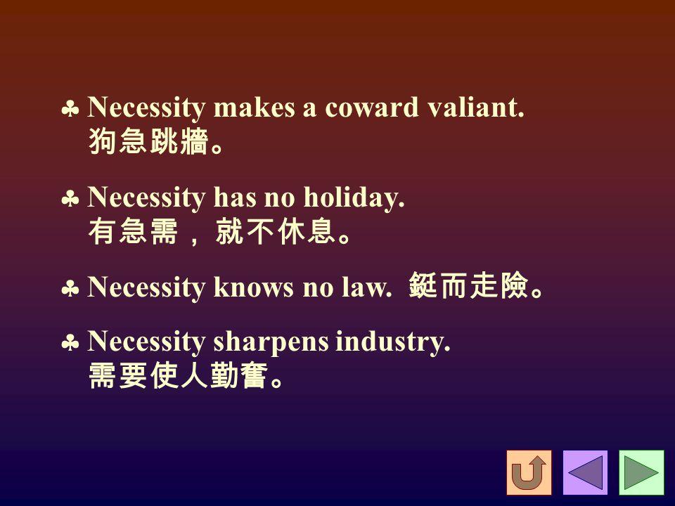 necessity n.