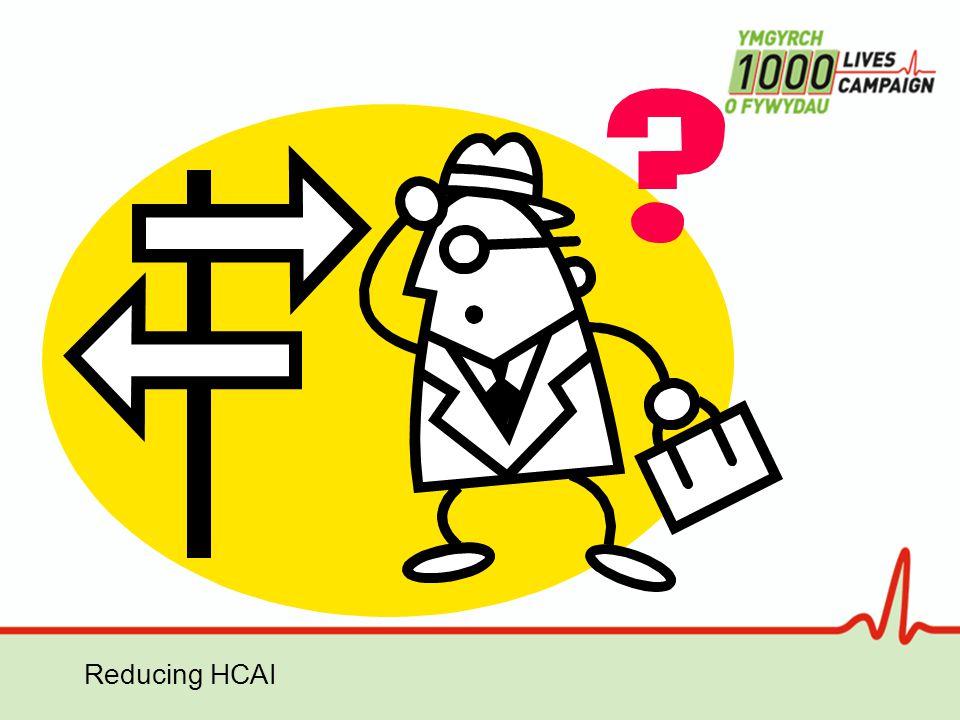 Reducing HCAI