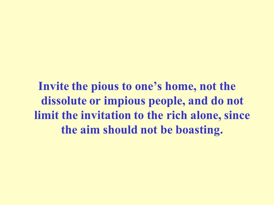 Manners of consuming food and beverages: The lawful and the unlawful: Allah says: ﴿ يَا أَيُّهَا الَّذِينَ آمَنُوا كُلُوا مِن طَيِّبَاتِ مَا رَزَقْنَاكُمْ وَاشْكُرُوا لِلّهِ إِن كُنتُمْ إِيَّاهُ تَعْبُدُونَ ﴾ [ البقرة : 172]