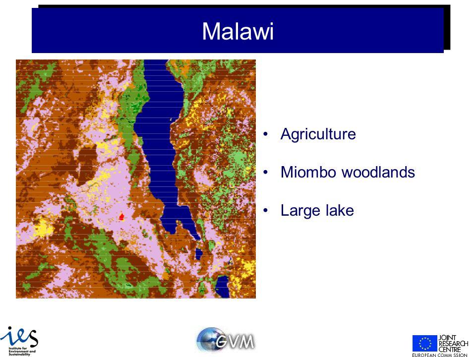 Malawi Agriculture Miombo woodlands Large lake