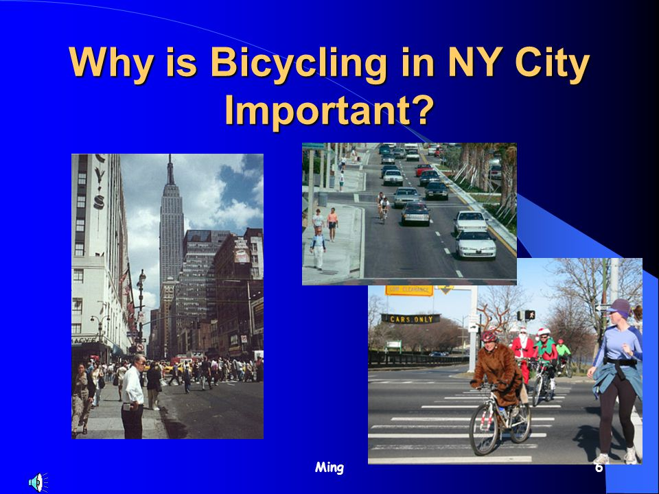 "Ming5 The New York City traffic laws : ""Driving bikes on sidewalks is prohibited unless sign allows or wheels are less than 26 inches in diameter and"