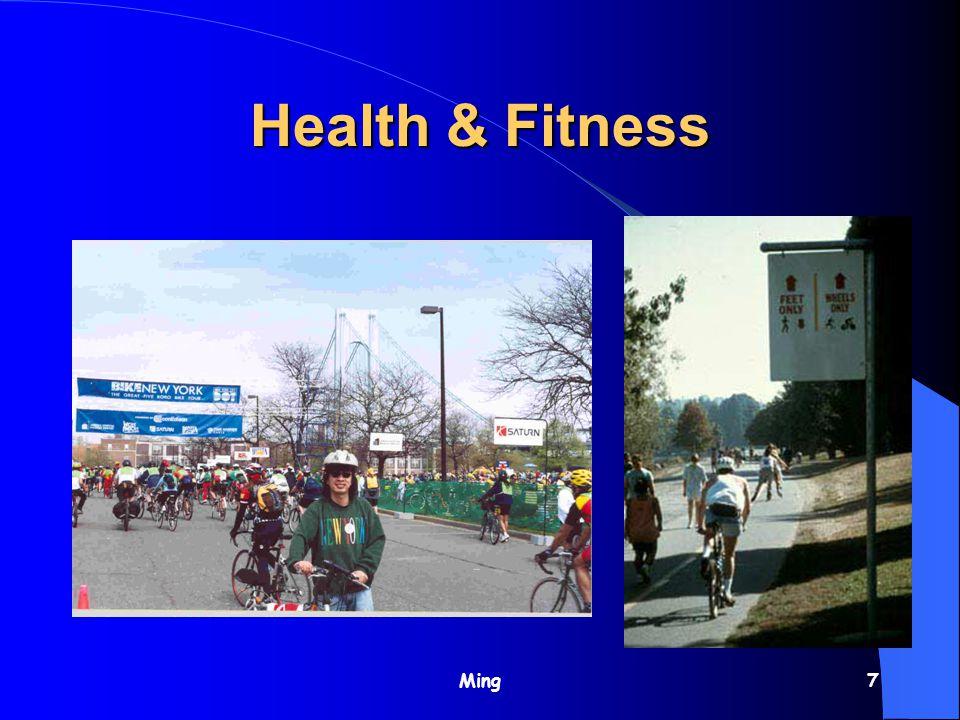 Ming7 Health & Fitness