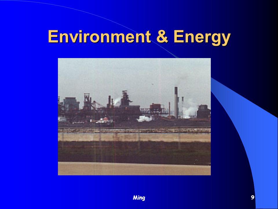 Ming9 Environment & Energy