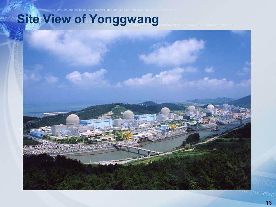 13 Site View of Yonggwang