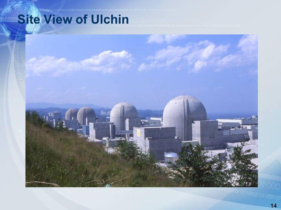 14 Site View of Ulchin