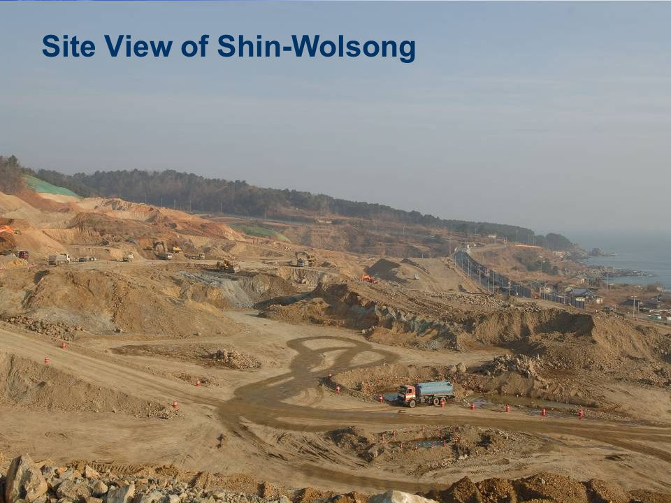 16 Site View of Shin-Wolsong