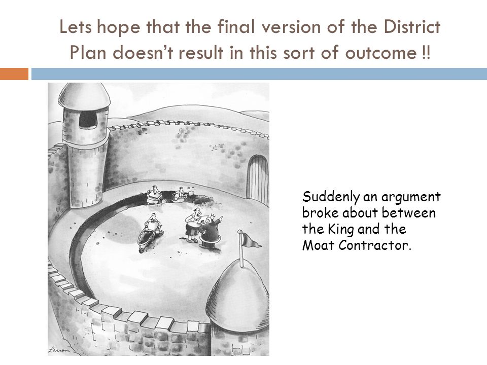 Lets hope that the final version of the District Plan doesn't result in this sort of outcome !.
