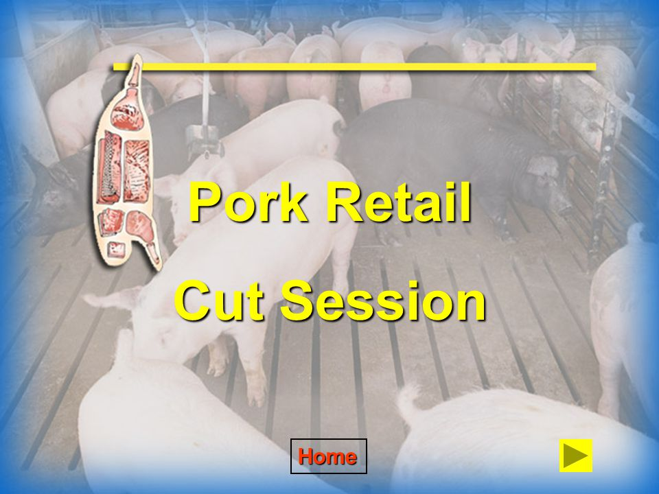 Pork Retail Cut Session Home