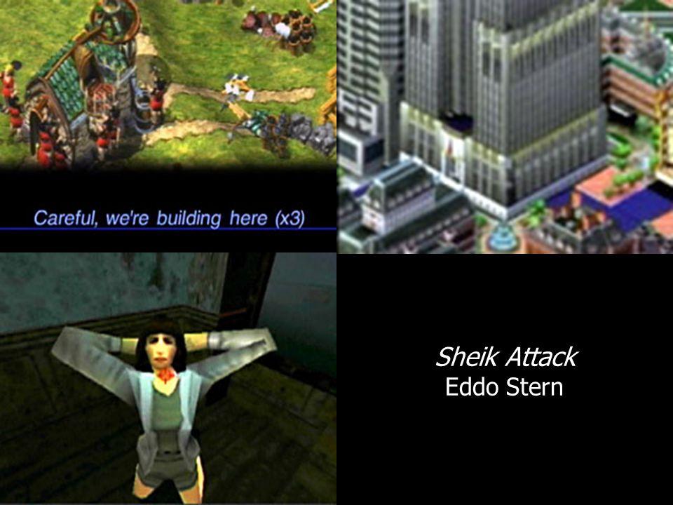 Sheik Attack Eddo Stern