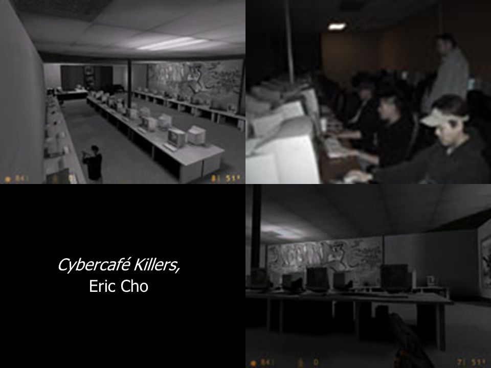 Cybercafé Killers, Eric Cho