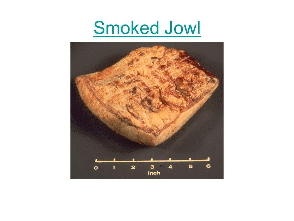 Smoked Jowl