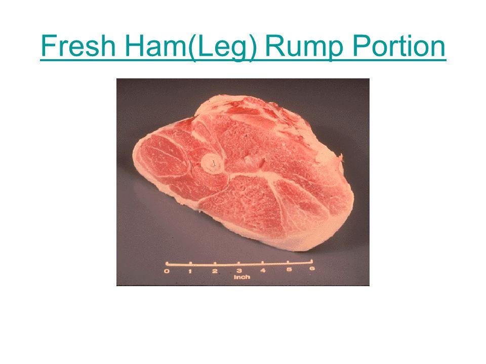 Fresh Ham(Leg) Shank Portion