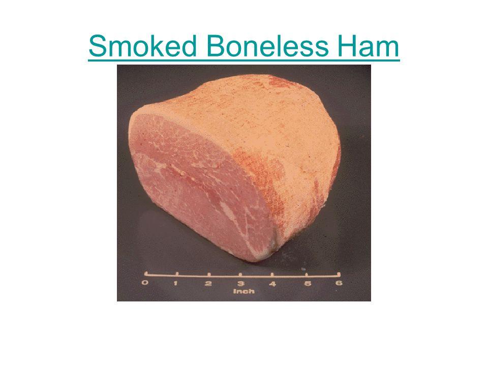 Smoked Whole Ham