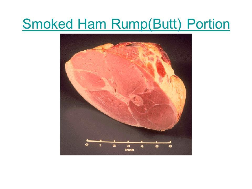 Smoked Ham Shank Portion