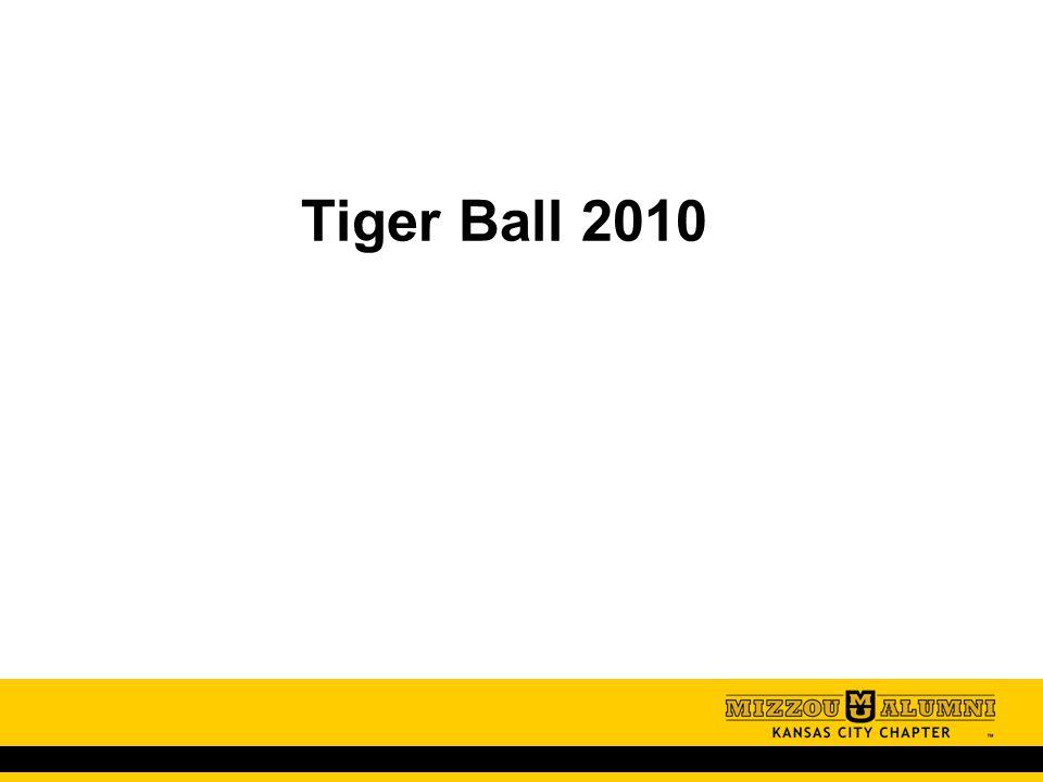 Tiger Ball 2010
