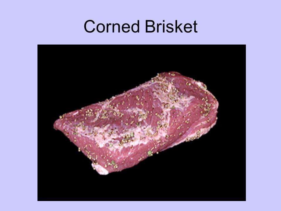 Corned Brisket