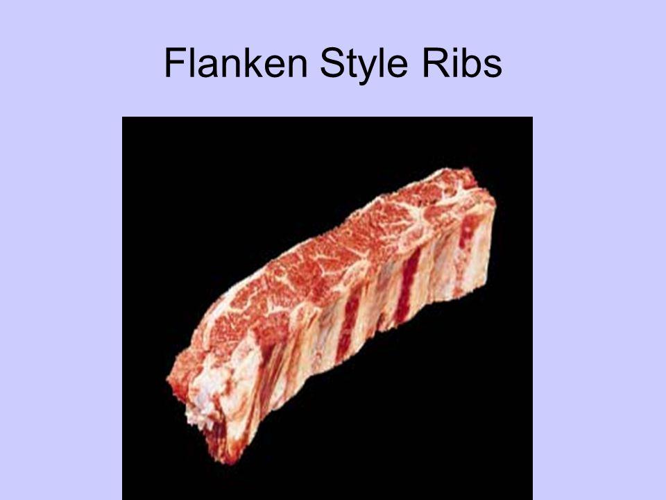 Flanken Style Ribs