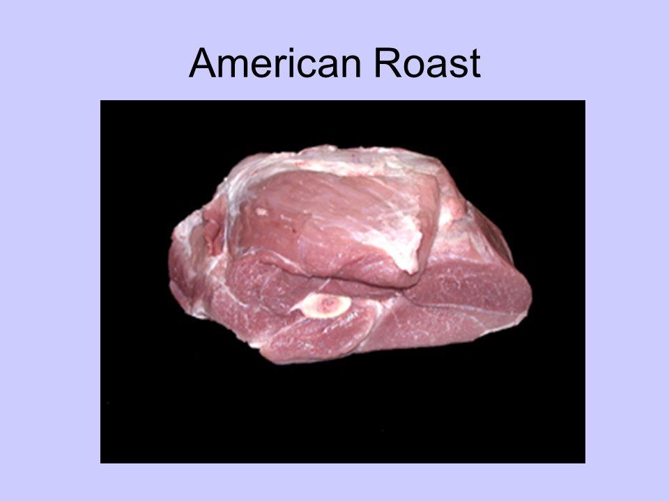 Arm Roast Species – –Pork Primal Cut – –Shoulder