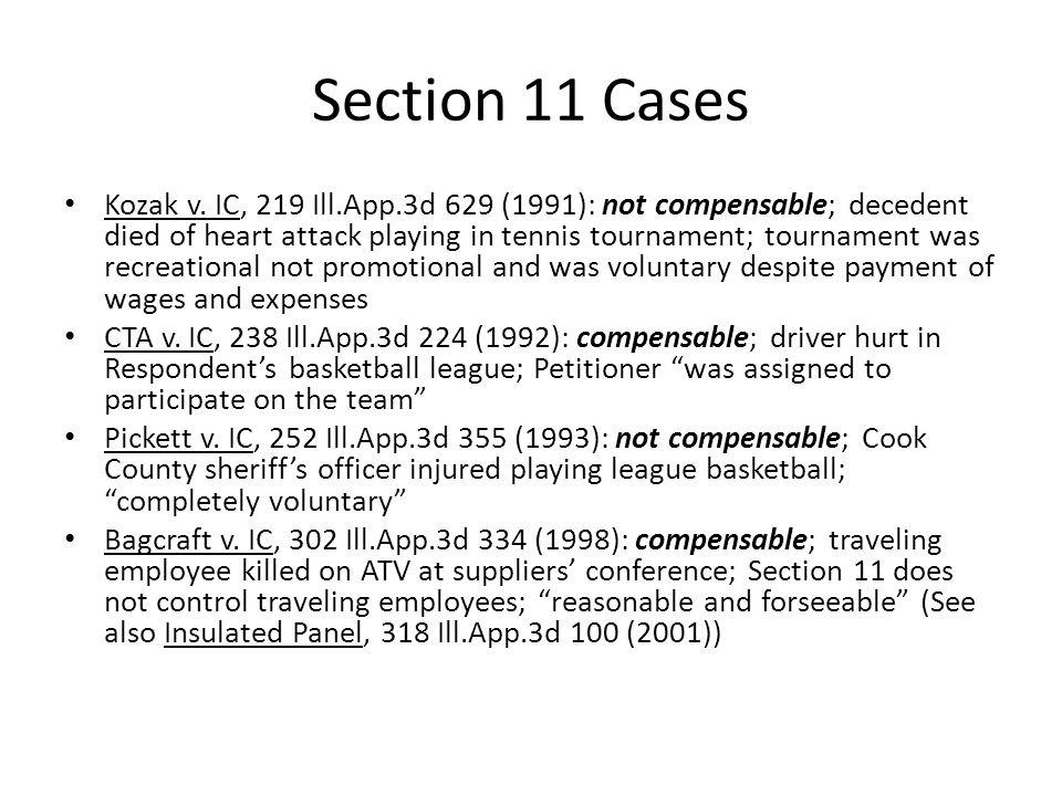 Section 11 Cases Woodrum v.