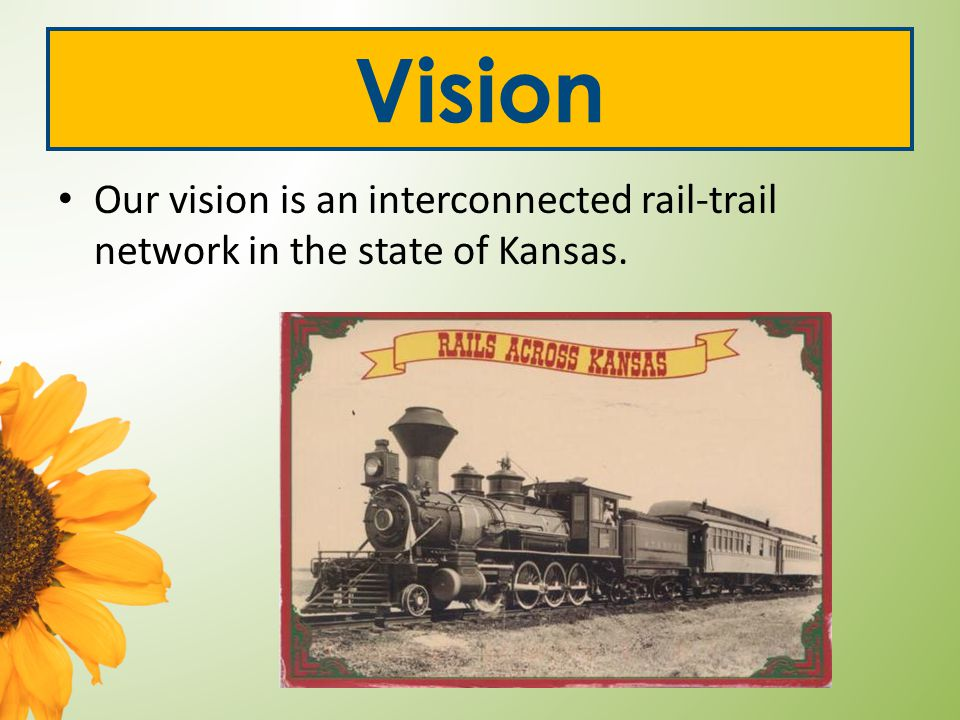 Benefits of Rail-Trails Provide the public a place to walk or bicycle safely away from traffic Entice people to exercise for health Improve the quality of life of communities Boost the economies of small towns through tourism Serve as biological or wildlife habitat corridors