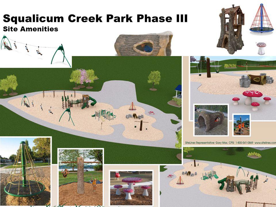 Squalicum Creek Park Phase III Site Amenities 5