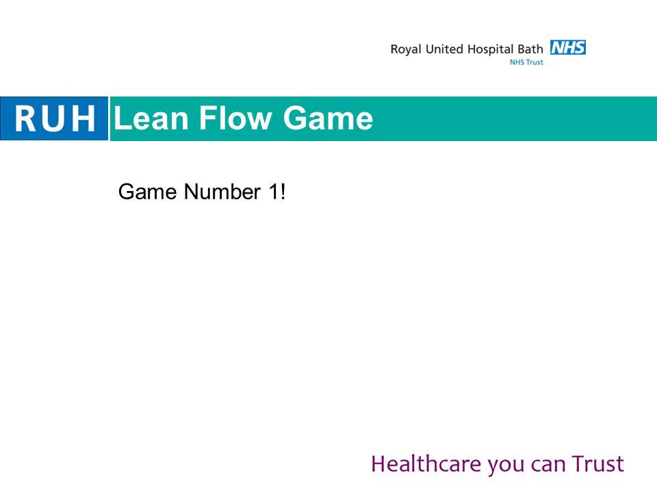 Lean Flow Game Game Number 1!