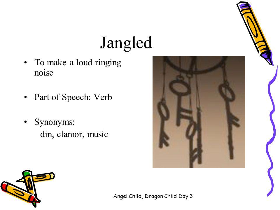 Angel Child, Dragon Child Day 3 Unit 1 Lesson 2 Angel Child, Dragon Child Open Court 2002