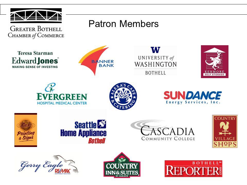 Patron Members