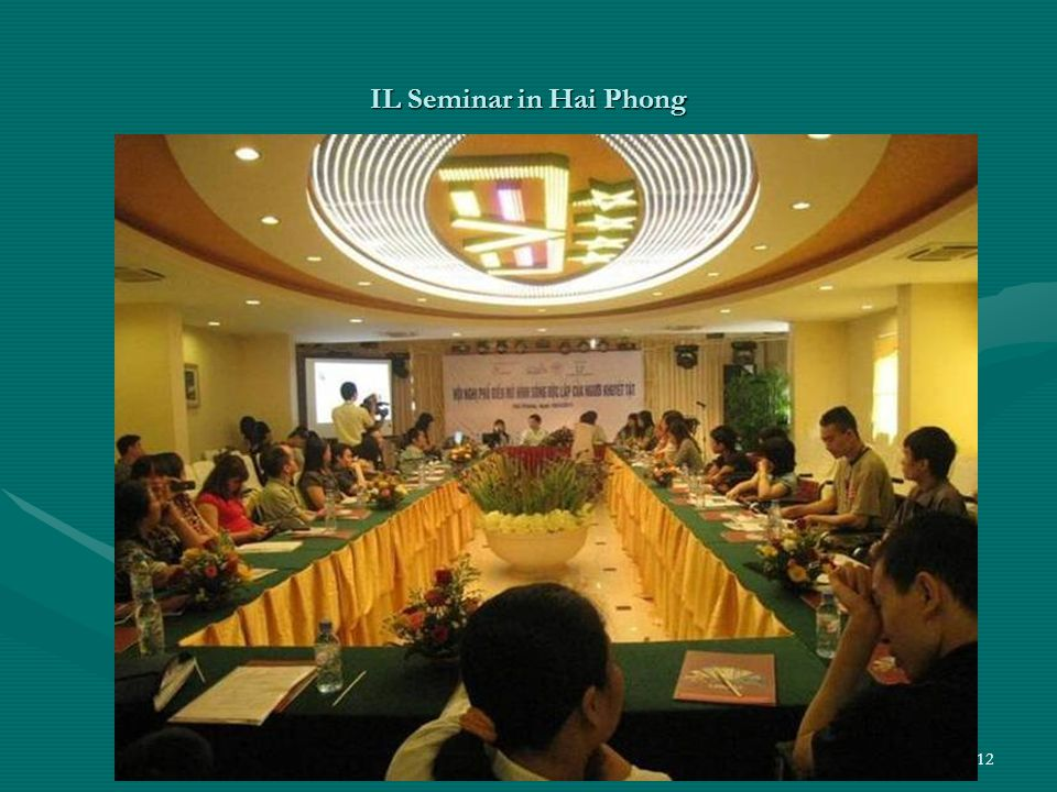 IL Seminar in Hai Phong 12