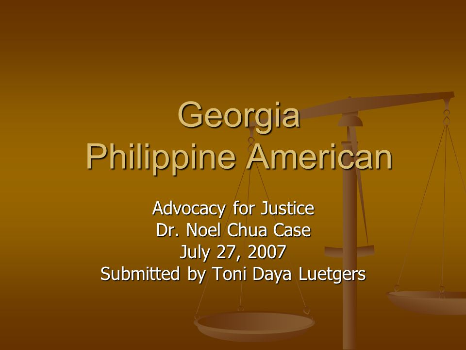 GPA Coordinating Team Lead by: Willy Blanco Legal AdvisoryMedical Advisory Press Relations Fundraising Community Relations (State & National Level) Investigative Local Community Relations Consulate
