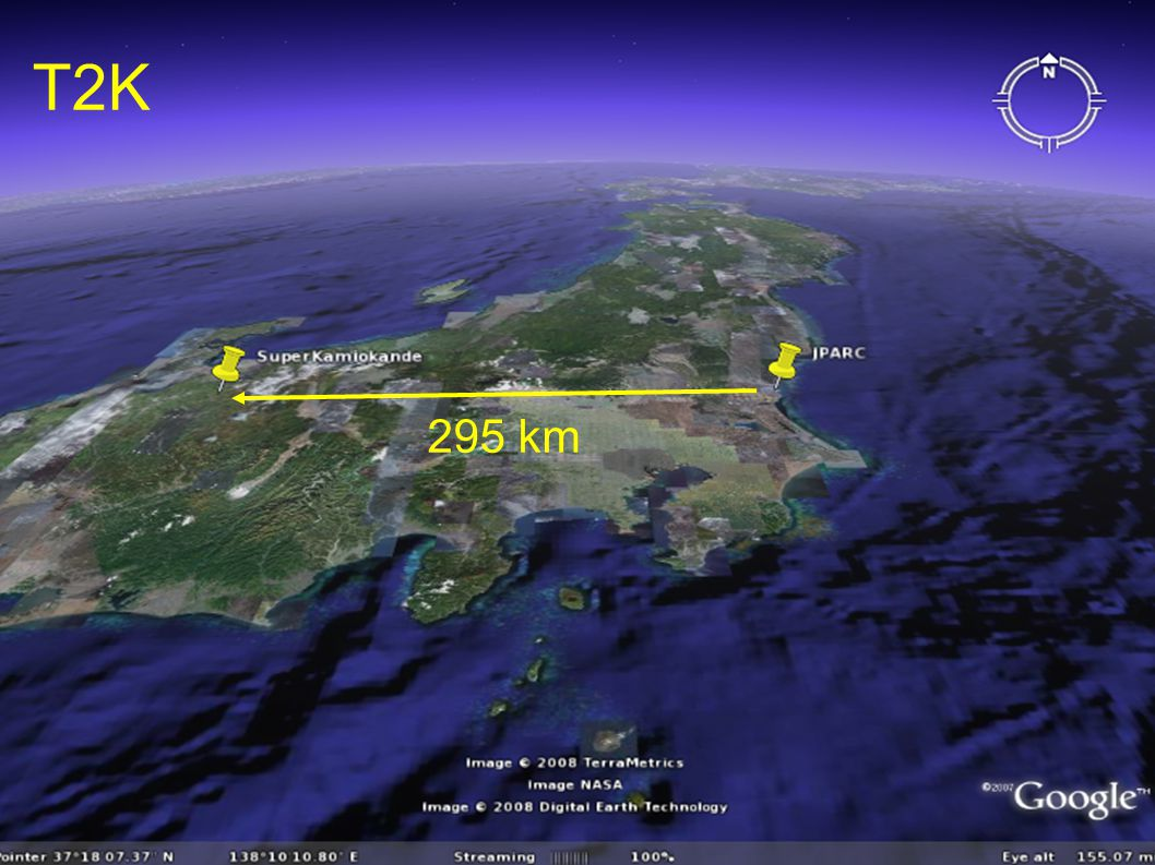 295 km T2K