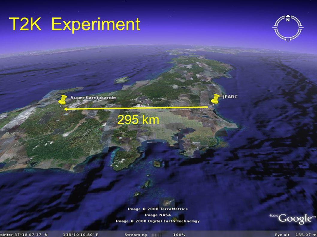 295 km T2K Experiment