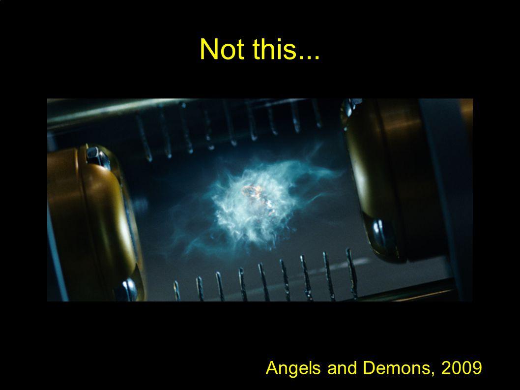 Electron Neutrino, n e 0 Very tiny mass (<0.0000001) Electron, e Tiny mass ( 1 ) What is a neutrino.