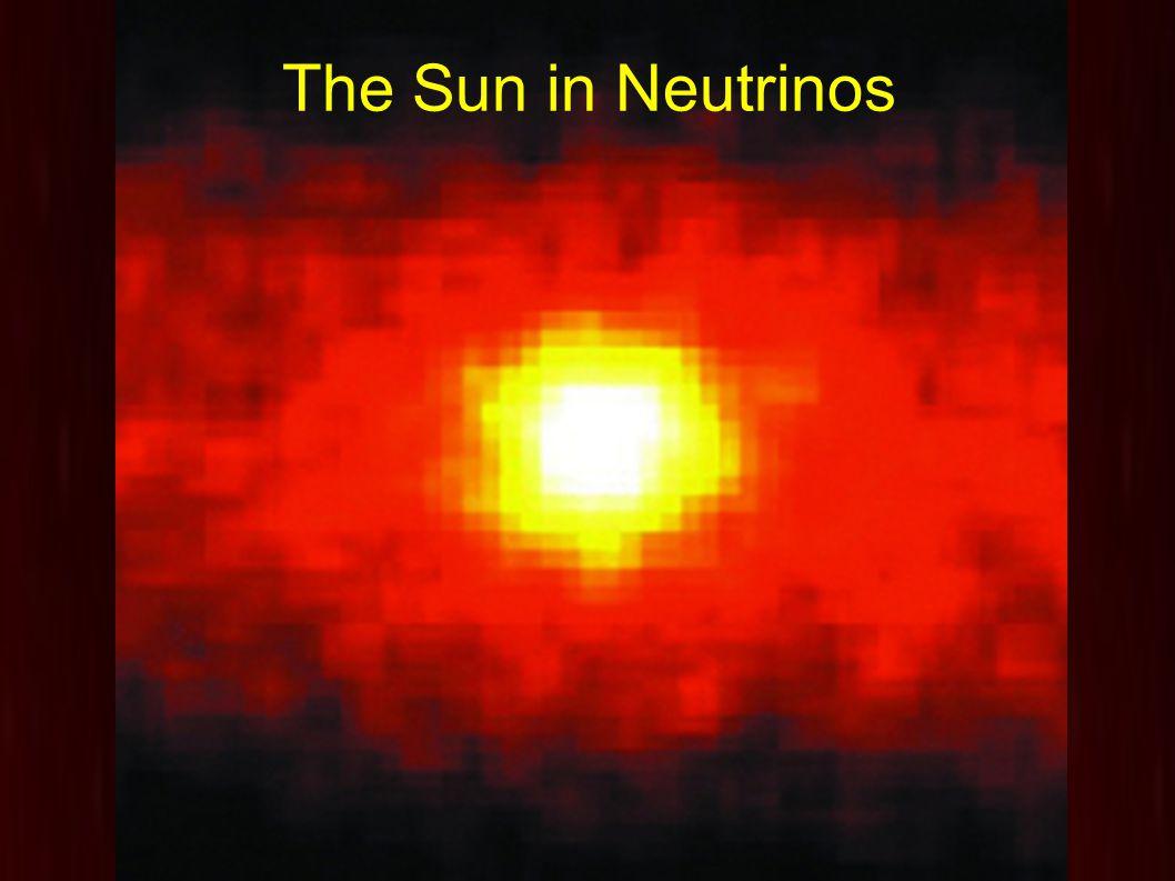 The Sun in Neutrinos