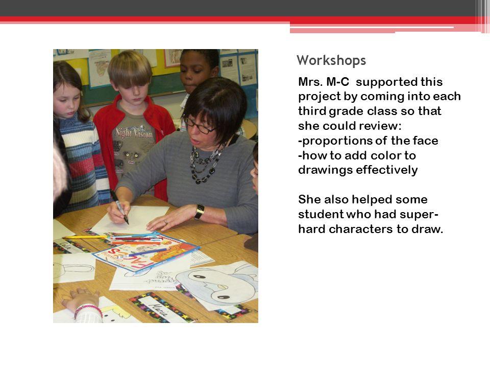 Workshops Mrs.