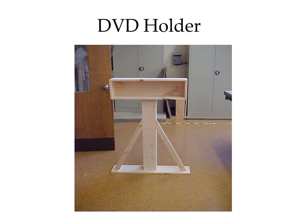 DVD Holder