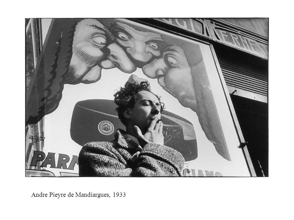 Andre Pieyre de Mandiargues, 1933