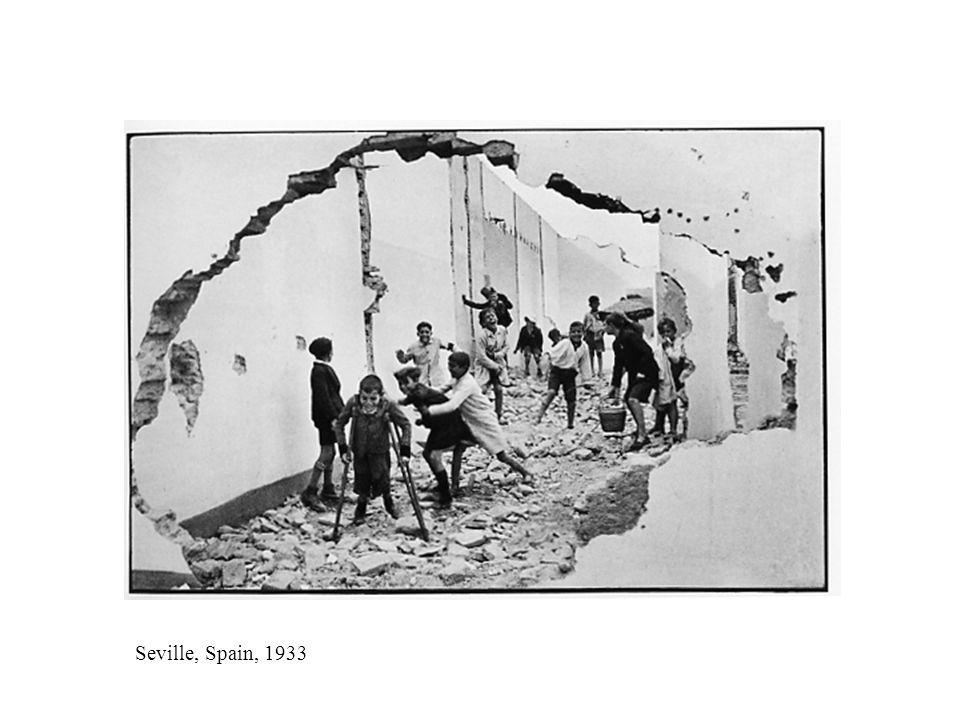 Seville, Spain, 1933
